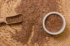 Linseed Royalty Free Stock Image