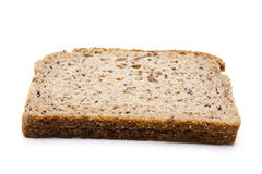Linseeds bread Stock Images