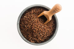 Linseeds Stock Images