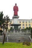 Linsen-Statue Lizenzfreie Stockbilder