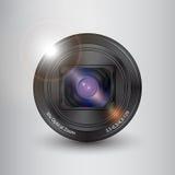 Linsendigitalkamera lizenzfreie abbildung