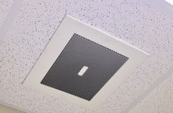 Free Lint And Dust On A Vent Cover Stock Photography - 99025702
