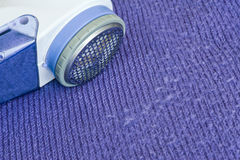 Lint remover Stock Images