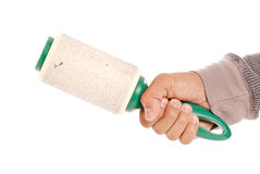 Lint Roller royalty free stock photo