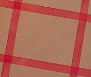 Lint Verpakt Pakket Royalty-vrije Stock Afbeeldingen