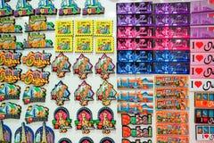Linterior van de de Wandelgalerijboutique van Doubai Stock Fotografie