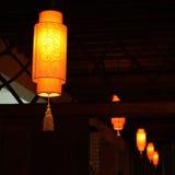 Linterna Foto de archivo libre de regalías