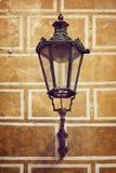 Linterna antigua Fotografía de archivo libre de regalías