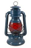 Linterna antigua del gas Foto de archivo libre de regalías