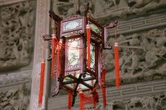 Linterna china del Año Nuevo Foto de archivo libre de regalías