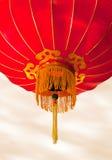 Linterna china roja Foto de archivo libre de regalías
