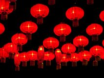 Linterna china roja Foto de archivo