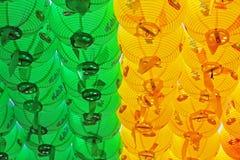 Linterna de Corea imagen de archivo libre de regalías