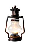 Linterna de keroseno Fotografía de archivo libre de regalías
