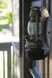 Linterna de keroseno Foto de archivo libre de regalías