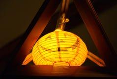 Linterna de la calabaza de Víspera de Todos los Santos Foto de archivo