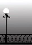 Linterna de la calle Imagenes de archivo