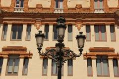 Linterna de la calle Imagen de archivo libre de regalías