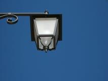 Linterna de la calle de la vendimia   Imagen de archivo libre de regalías