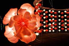 Linterna de la flor imagenes de archivo