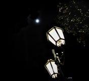 Linterna de la luna Fotografía de archivo libre de regalías