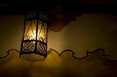 Linterna de la misión Foto de archivo libre de regalías