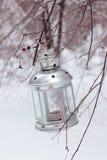 Linterna de la Navidad Imagenes de archivo