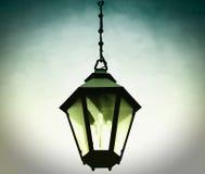 Linterna de la vendimia fotos de archivo libres de regalías