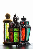 Linterna de Ramadan Imagen de archivo libre de regalías