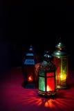 Linterna de Ramadan Imágenes de archivo libres de regalías