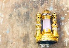 Linterna de Ramadan imagenes de archivo