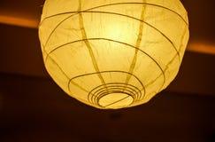 Linterna decorativa Imagen de archivo libre de regalías