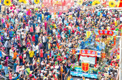 Linterna del chino del festival Imagen de archivo
