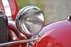 Linterna del coche Imagen de archivo libre de regalías