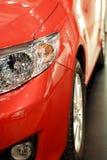 Linterna del coche Fotografía de archivo