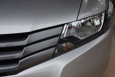 Linterna del coche Imagen de archivo