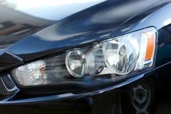 Linterna del coche Fotos de archivo