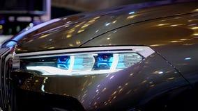 Linterna del coche del iPerformance del concepto X7 de BMW