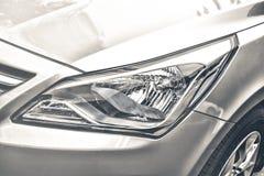 Linterna del coche moderno foto de archivo