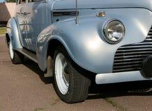 Linterna del coche del vintage imagen de archivo libre de regalías