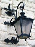 Linterna del hierro labrado Fotografía de archivo libre de regalías
