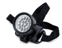 Linterna del LED Foto de archivo libre de regalías