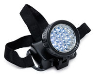 Linterna del LED Imagenes de archivo