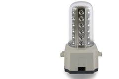 Linterna del LED Imagen de archivo libre de regalías