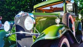 Linterna del verde de Dodge Imagen de archivo libre de regalías