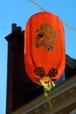 Linterna en el Año Nuevo chino Fotos de archivo libres de regalías