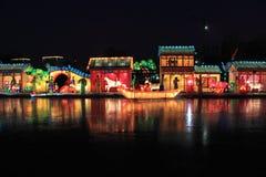 Linterna festiva Fotos de archivo