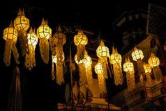Linterna flotante Fotos de archivo libres de regalías