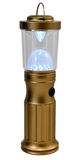 Linterna que acampa del LED Foto de archivo