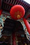 Linterna roja Imágenes de archivo libres de regalías